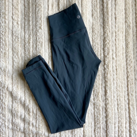 Lululemon High Rise Wunder Under Nulux Leggings